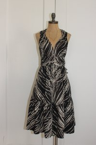 Plenty by Tracy Reese short dress black multi color Alice Theory Anthropologie Spell on Tradesy
