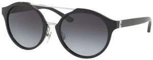 Tory Burch NEW TORY BURCH TY9048 13908G SUNGLASSES SUN GLASSES BLACK SILVER 54 MM