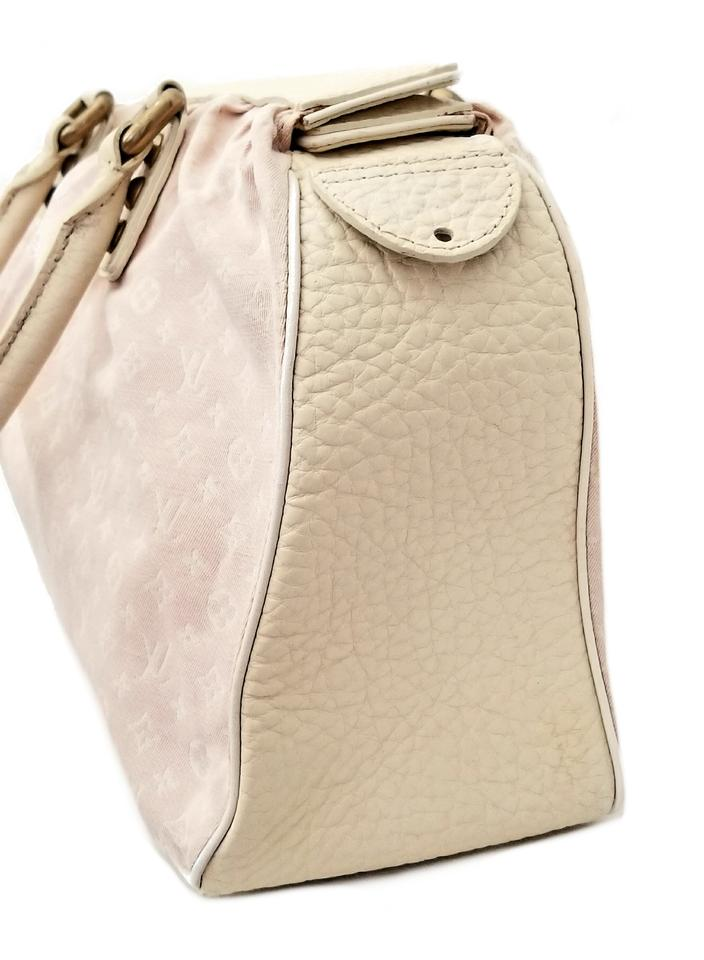 59fb82707ee9 Louis Vuitton Trapeze Gm Light Pink Mini Lin Canvas Shoulder Bag - Tradesy