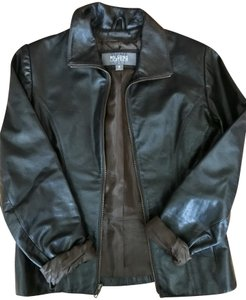 Wilsons Leather Coat Dark brown Leather Jacket