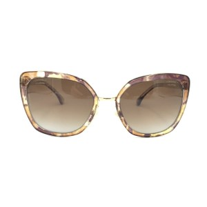 Chanel Butterfly Square Polarized Sunglasses 4209 463/S9
