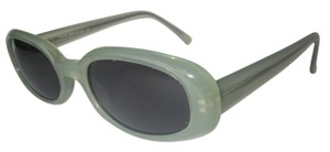 Frame Italy Mint Green Sunglasses Cat's Eye Frame Made in Italy True Vintage