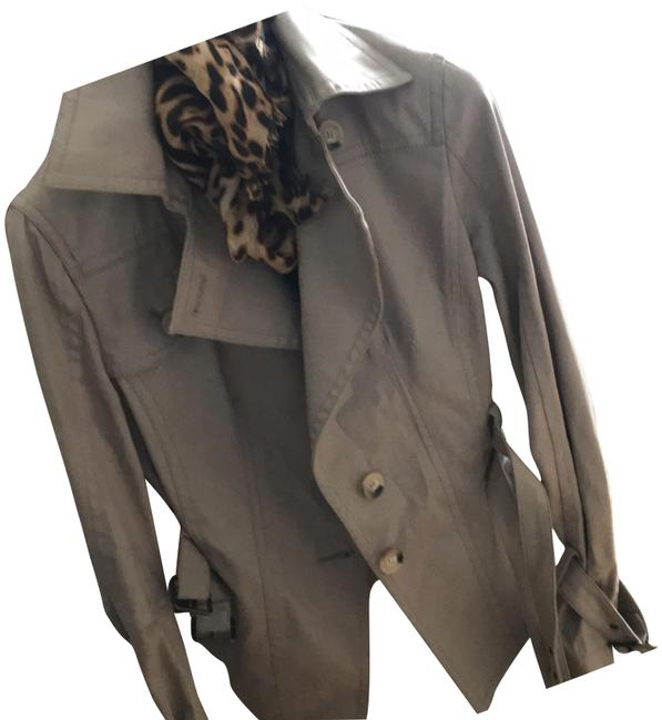 Item - Brown Ivory N Blazer Size 4 (S)