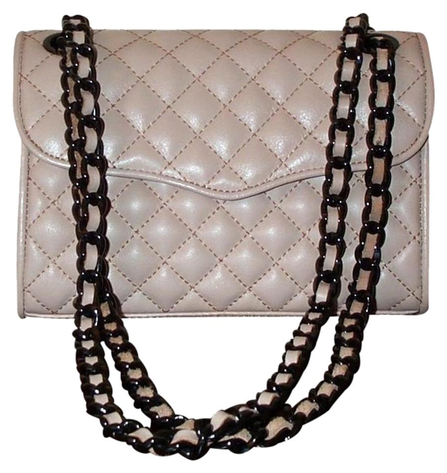 Bag Rebecca Leather Minkoff Cross Latte Body q4U4O