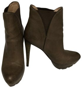 Jean-Michel Cazabat Taupe Boots