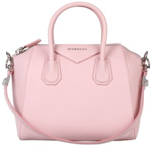 a245c22f22 Givenchy Small Antigona Light Pink Goat Skin Leather Tote - Tradesy