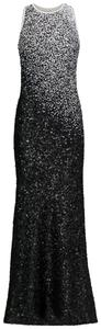 Carmen Marc Valvo Wedding Sequin Gown Prom Gown Cocktail Dress