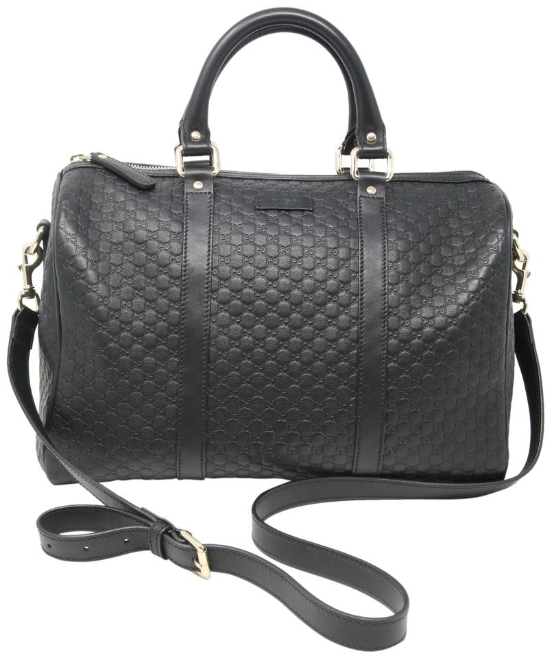 767690deeb9 Gucci Tom Ford Monogram Cc Coco Damier Canvas Satchel in Black Image 0 ...