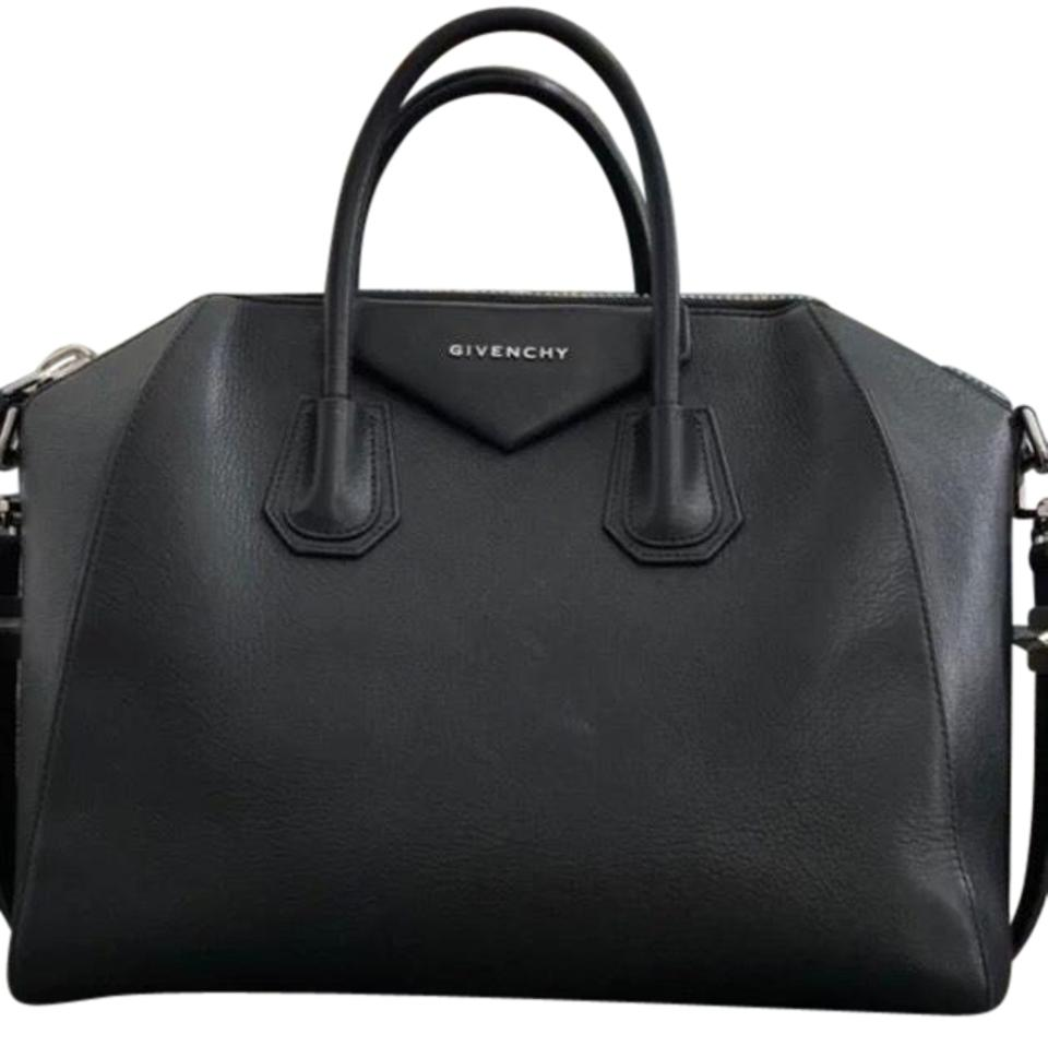 262c76dfec913 Givenchy Antigona Medium Antigona Ysl Antigona Satchel in black Image 0 ...