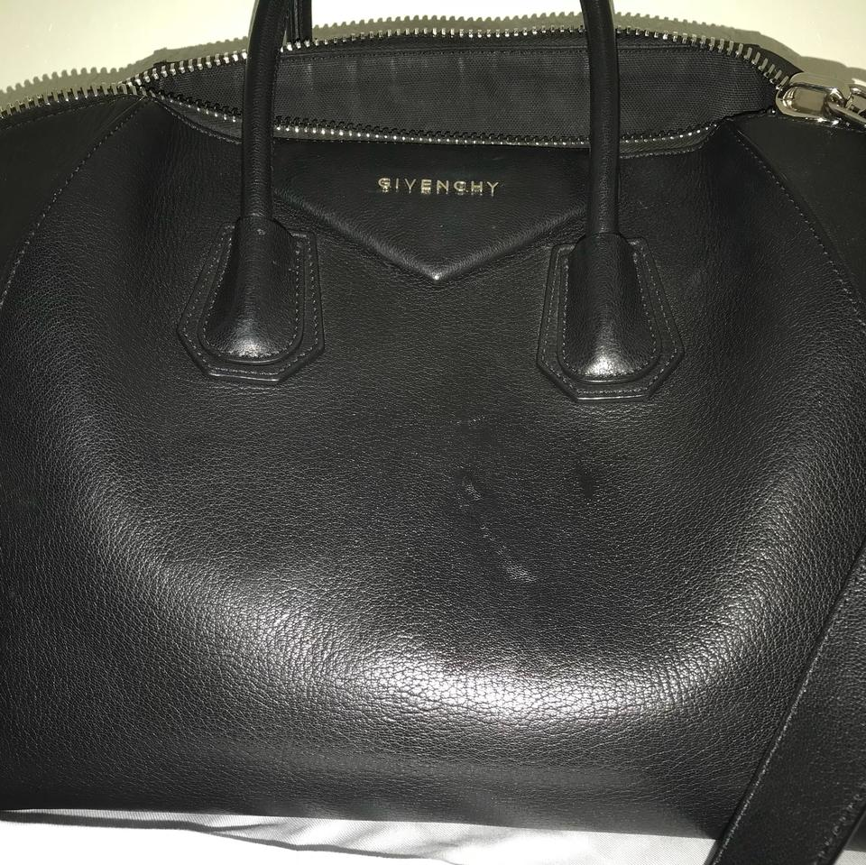 10e9aa6309372 Givenchy Antigona Medium Antigona Ysl Antigona Satchel in black Image 10.  1234567891011