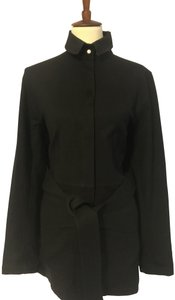 Morgane Le Fay Wool Black Jacket