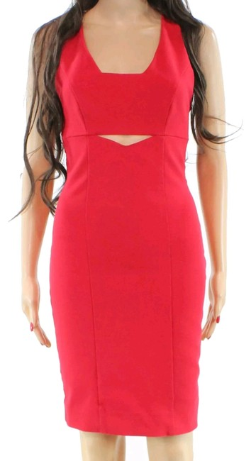 Nicole Miller Cut-out Night Out Polyester Dress Image 2