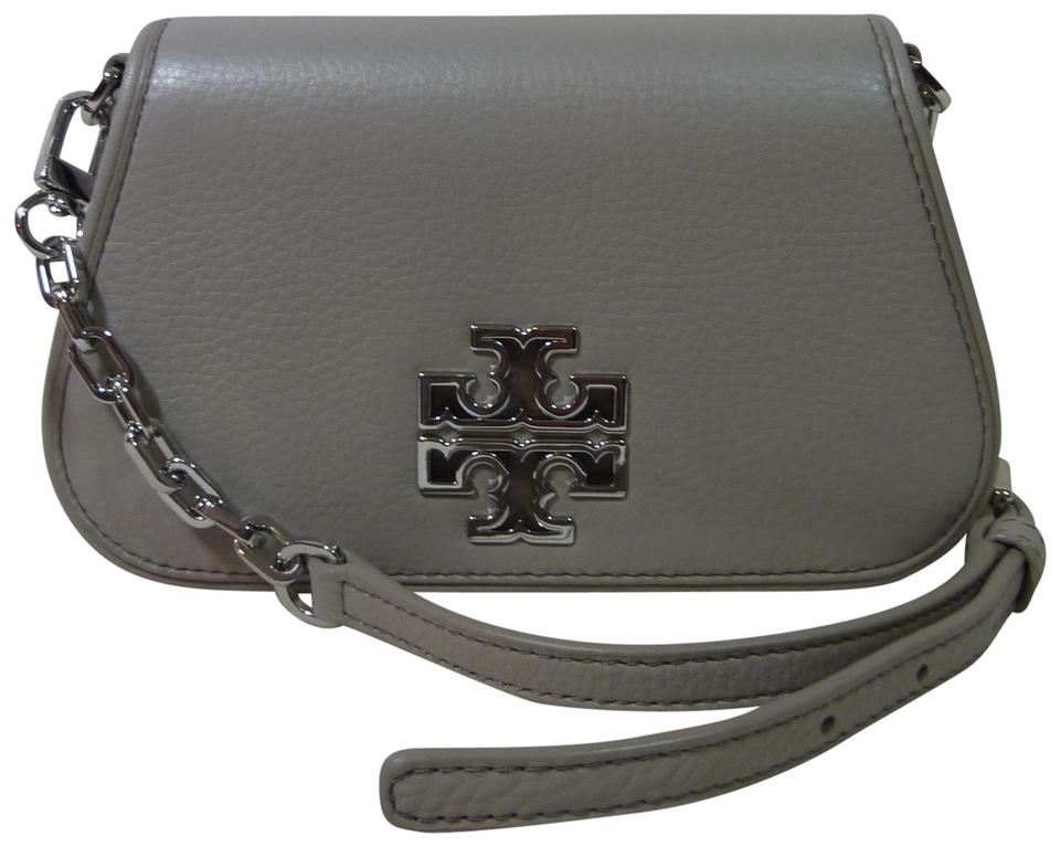 c97eacfb9a6 French Britten Leather Body Gray Clutch Burch Mini Tory Cross Coss Bag  aEpw5qPPx ...