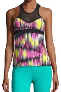 Trina Turk Recreation Digikat Performance Tank Top SIZE XL
