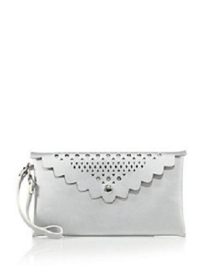 Preload https://img-static.tradesy.com/item/23071714/saks-fifth-avenue-silver-faux-leather-makeup-clutch-case-cosmetic-bag-0-0-540-540.jpg