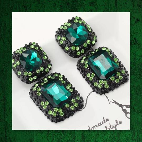Other New Stunning Austrian Crystal Earrings Image 1