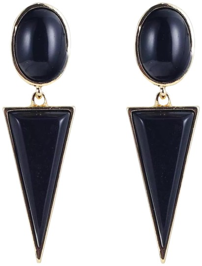 Preload https://img-static.tradesy.com/item/23071875/black-new-geometric-enamel-earrings-0-1-540-540.jpg