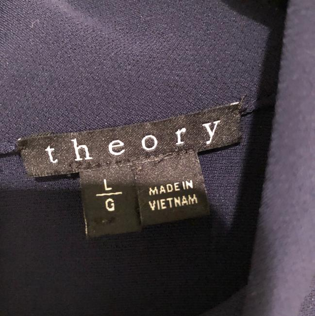 Theory Top Navy Image 6