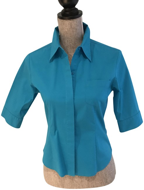 Preload https://img-static.tradesy.com/item/23072038/express-turquoise-adjustable-sleeves-small-button-down-top-size-6-s-0-2-650-650.jpg