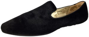 Jimmy Choo Travel Comfortable Shopping Casual Driving Black Flats