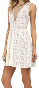A.B.S. by Allen Schwartz Cocktail Prom Casual Short Dress