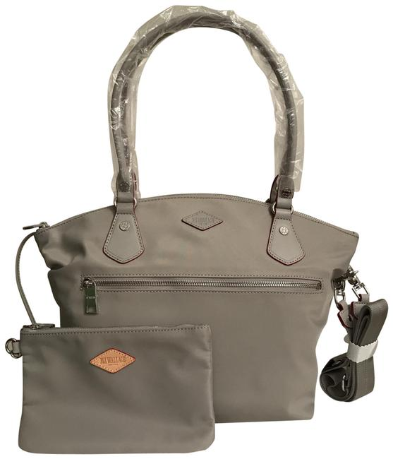 Item - New Goldwell Gray Silver Nylon Tote