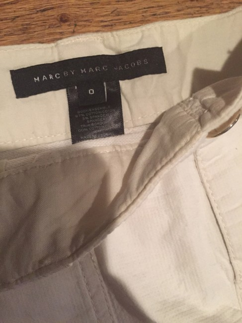 Marc by Marc Jacobs Shorts white