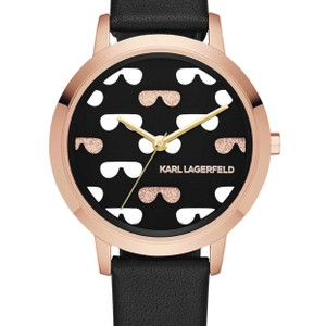 Karl Lagerfeld Karl Lagerfeld Leather band Watch KL2231