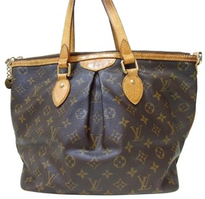 Louis Vuitton Gm Favorite Handbag Neverfull Speedy Tote in Brown/Tan Monogram