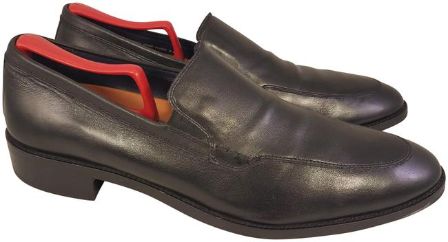 Cole Haan Black Man Loafers Grand Os