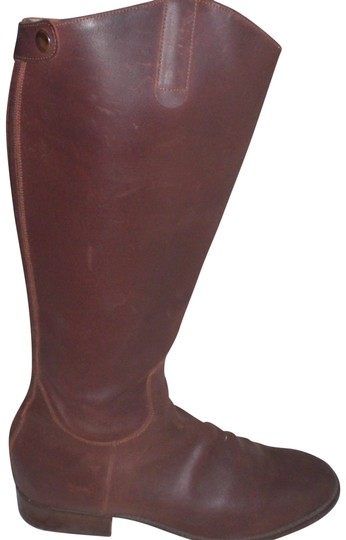 Preload https://img-static.tradesy.com/item/23072951/rustic-brown-1103-oily-leather-back-zip-riding-bootsbooties-size-eu-40-approx-us-10-regular-m-b-0-1-540-540.jpg