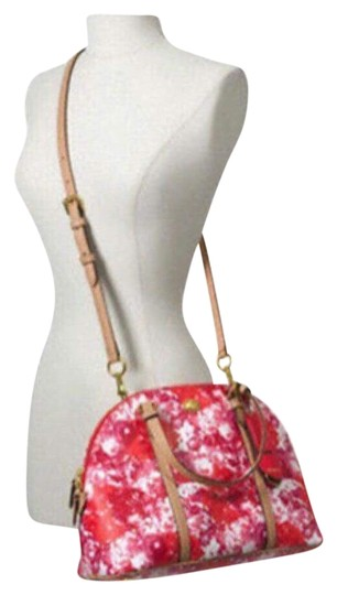 Preload https://img-static.tradesy.com/item/23073078/coach-rare-floral-peyton-f31341-pink-red-multi-colored-coated-canvas-satchel-0-1-540-540.jpg