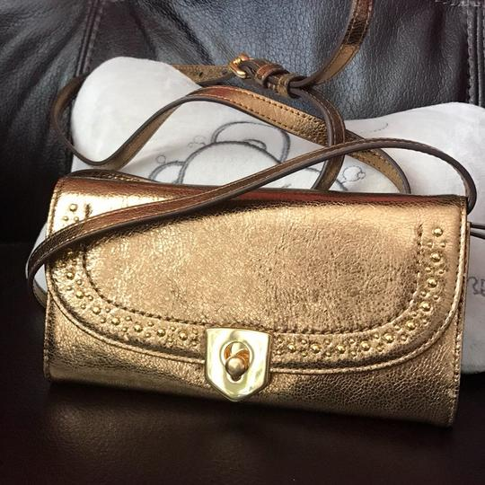 Cole Haan Leather Crossbody New With Gift Box Cross Body Bag Image 2