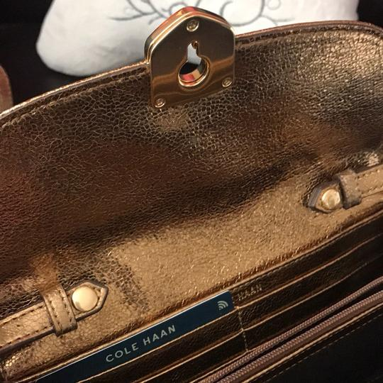 Cole Haan Leather Crossbody New With Gift Box Cross Body Bag Image 3