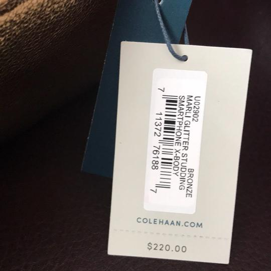 Cole Haan Leather Crossbody New With Gift Box Cross Body Bag Image 4