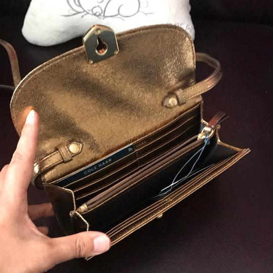 Cole Haan Leather Crossbody New With Gift Box Cross Body Bag Image 5