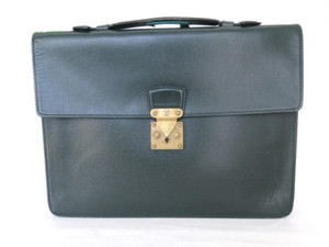 Louis Vuitton Altona Briefcase Attache Document Robusto Laptop Bag