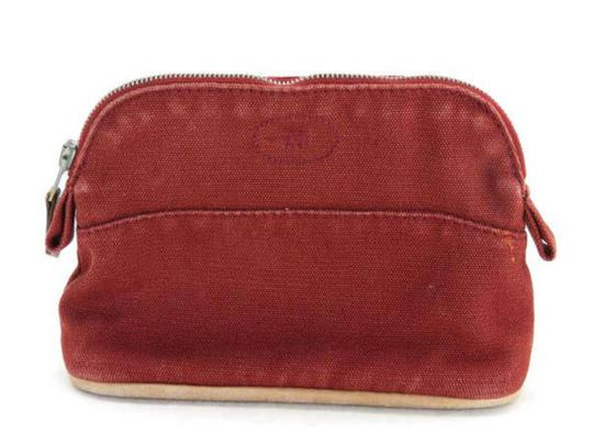 Preload https://img-static.tradesy.com/item/23073206/hermes-bolide-cosmetic-pouch-226611-red-coated-canvas-clutch-0-0-540-540.jpg