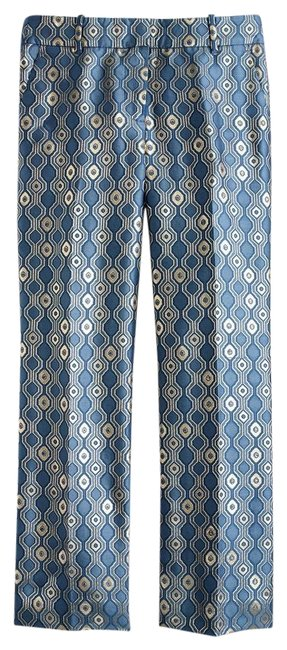Preload https://img-static.tradesy.com/item/23073284/jcrew-collection-jacquard-brocade-trousers-pants-size-4-s-27-0-1-650-650.jpg