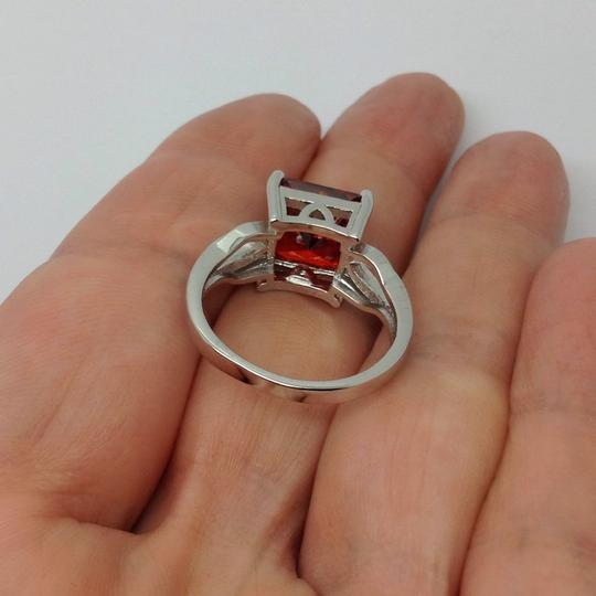 Other gemstone Sterling Silver over silver plated ring Image 1
