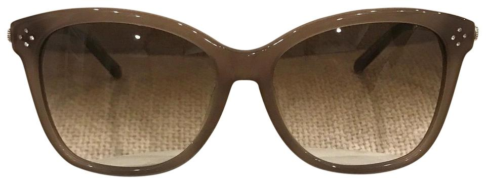 ac090b2096 Chloé Taupe Boxwood Cat Eye Ce657srl Sunglasses 55% off retail