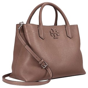 Tory Burch Satchel in Light brown