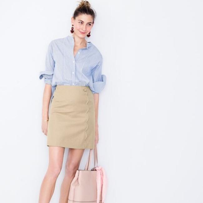 J.Crew Mini Skirt Image 1