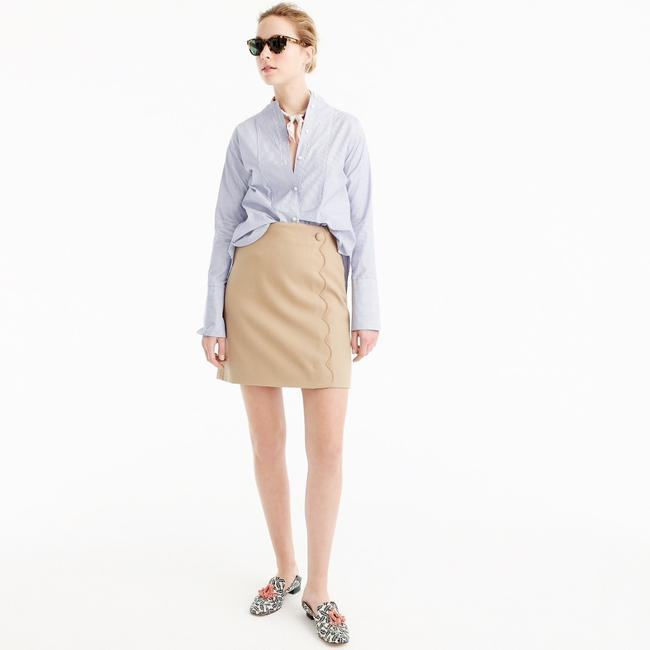J.Crew Mini Skirt Image 3
