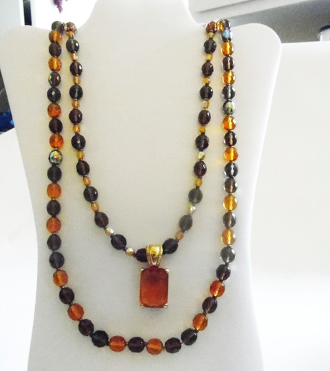 Joan Rivers Joan Rivers 2 Strand Beaded Necklace