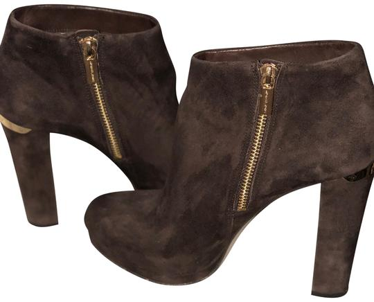 Preload https://img-static.tradesy.com/item/23073967/michael-michael-kors-dark-brown-100mm-heaven-suede-ankle-bootsbooties-size-eu-38-approx-us-8-regular-0-1-540-540.jpg