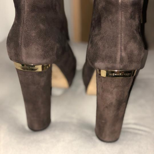 MICHAEL Michael Kors dark brown Boots Image 2