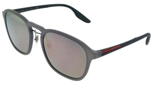 Prada Sports PS02SS-VHD5T0 Men's Grey Frame Grey Lens Genuine Sunglasses
