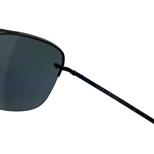 Prada Sports PS02SS-VHD5T0 Men's Grey Frame Grey Lens Genuine Sunglasses Image 2