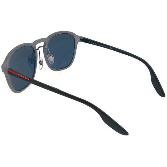 Prada Sports PS02SS-VHD5T0 Men's Grey Frame Grey Lens Genuine Sunglasses Image 4
